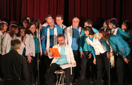 Concert à Sceaux (92)